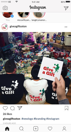 Give a Gift Logo