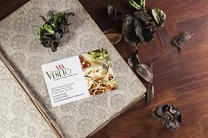 VIaVeneto Business Cards