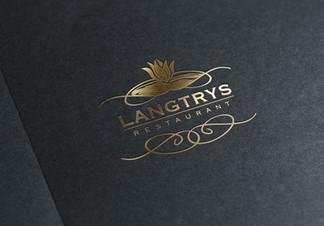 Langtrys Restaurant Menu