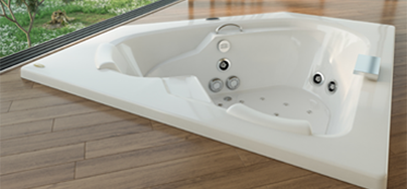 SPA12 banheira spa jacuzzi banheiro _Cas