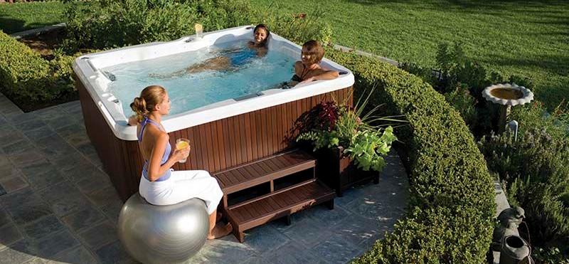 SPA06 banheira spa jacuzzi banheiro _J23