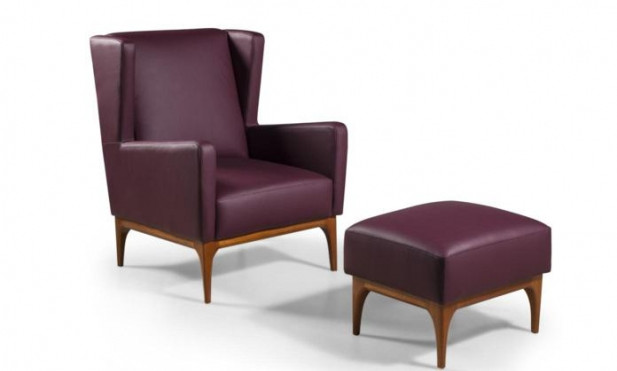 POL37 poltrona cadeira decor _ELSY salva