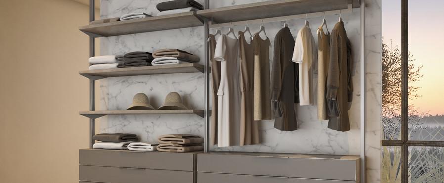CLO01 closet dormitorio armario  planeja