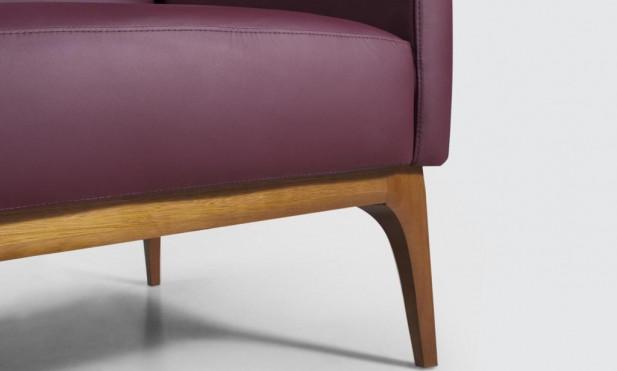 POL36 poltrona cadeira decor _ELSY salva