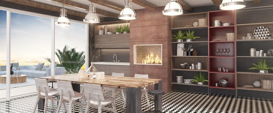 GOU02_espaço_gourmet_cozinha_churrasquei