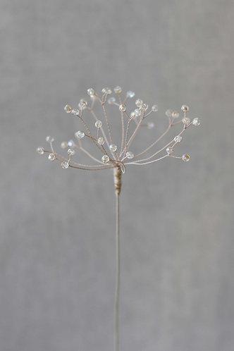 Ombelle cristal à reflets - A11