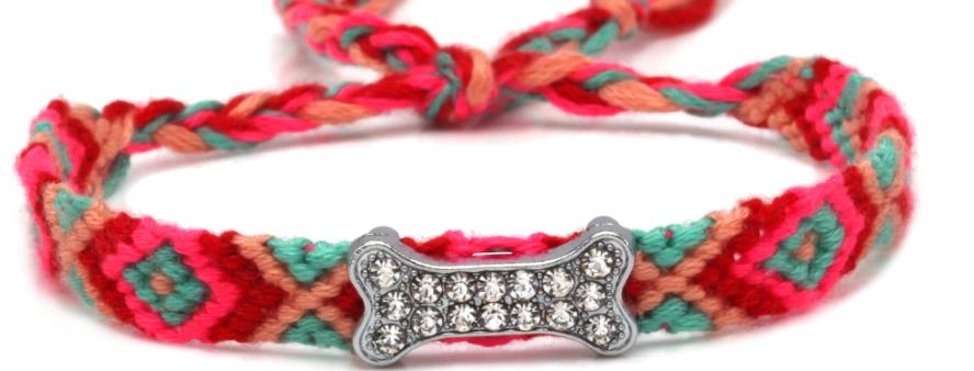 The Wishbone Bracelet
