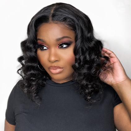 Blushing Black Rose Makeup Look | Best Drugstore Setting Powder