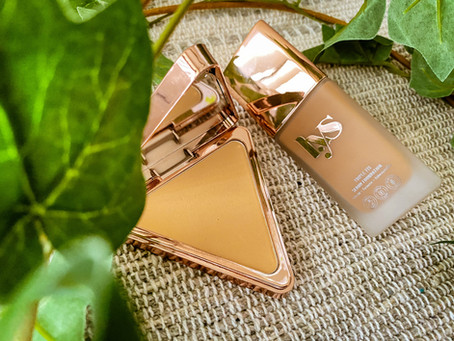 LYS Beauty Triple Fix Serum Foundation and Setting Powder | Review
