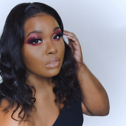 A Makeup Look Using These Products