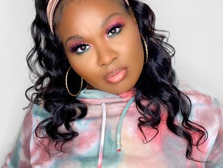 Summer Pink Makeup Look