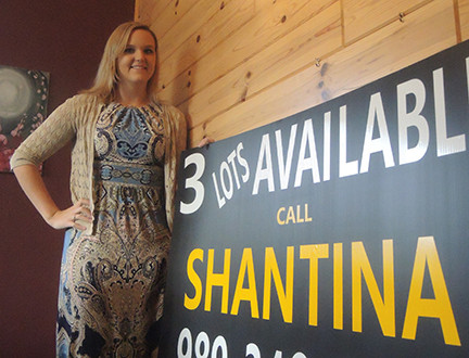 SHANTINA HATFIELD: REAL ESTATE CAN BE SPOOKY