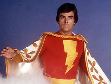 "Holy Moley! It's ""SHAZAM!"""