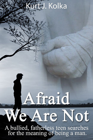 Afraid We Are Not final cover