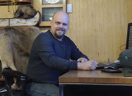 Matt Bowman: at God's chalk board