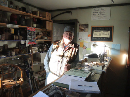 HOWARD TAYLOR: PLANTING HISTORY IN CRAWFORD COUNTY