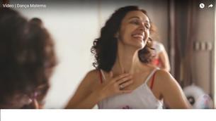 Vídeo da Dança Materna com Tatiane Trovatti