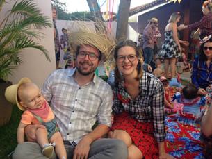 """A rede que construí na Dança Materna me deu o """"Fala Frida"""""""