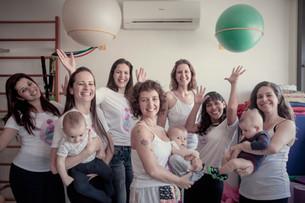 Conheça as novas professoras daDança Materna!