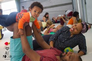 Dança Materna para Casais com Bebês no Rio de Janeiro