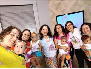 Dança Materna no Programa Dona Mamãe, daBand Bahia!