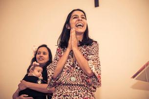 Dança Materna no Simpósio Interdisciplinar de Prematuridade