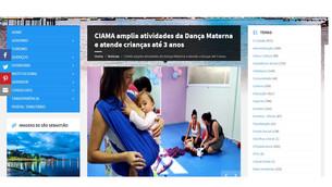 São Sebastião amplia as atividades da Dança Materna!
