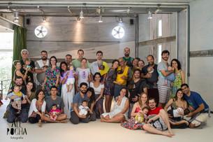 Dança Materna para Casais com Bebês no Rio de Janeiro!