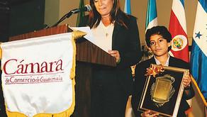Discurso como Mujer Empresarial del año 2008