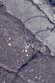 """кулон из серебра «9 Марта» на черной цепочке  / Silver pendant """"9 March"""""""