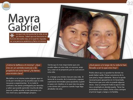 Entrevista a Mayra Gabriel - Revista Vivir