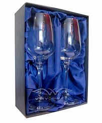 dárková krabice pro sklenice Rebecca 350/460 ml