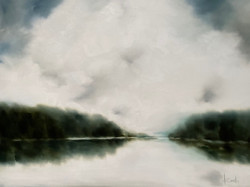 Mirror Lake Morning II, 2020_Water.jpeg