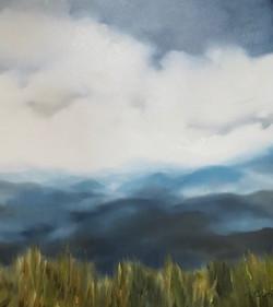 Blue Ridge Mountains, 2020_30x30_Land.jp
