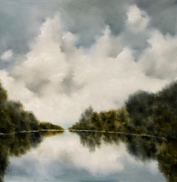 Reflective Thoughts, 2020_48x48_Water.jp