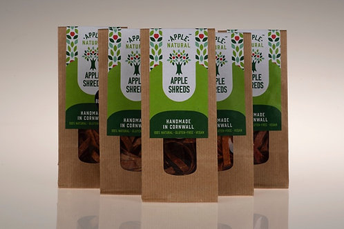 Apple Shreds - Apple with a hint of fruit  5 x 20g packs