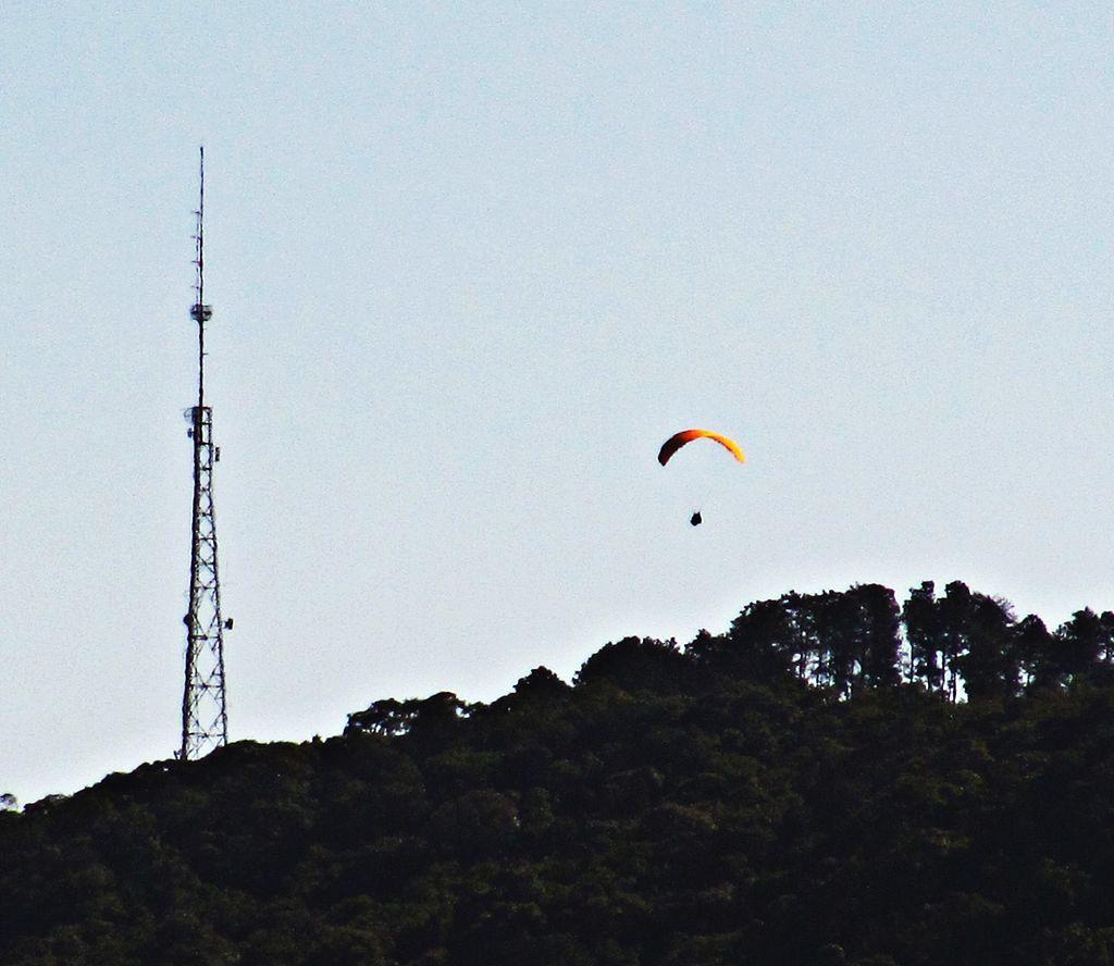 Esportes no Pico do Olho D'Água