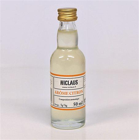Arôme citron 5cl