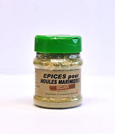 Épices moules marinières 85g
