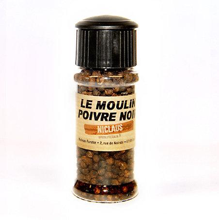 Poivre noir Le Moulin 45 g