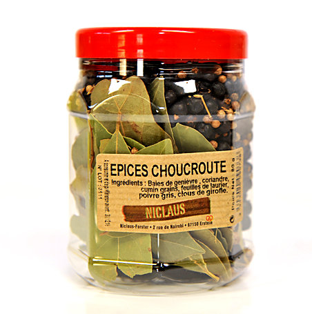 Epices choucroute 80g