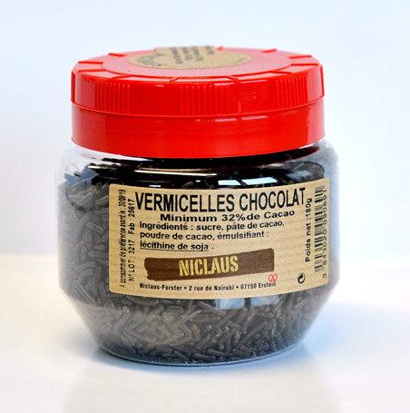 Vermicelles chocolat 180g