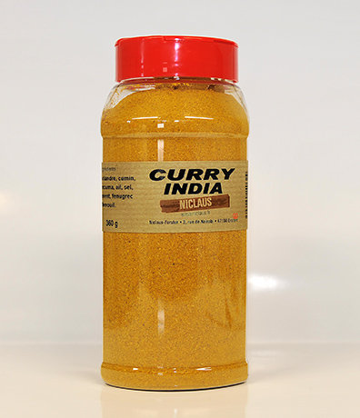 Curry India 360g