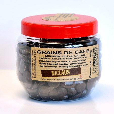 Grains de café 180g