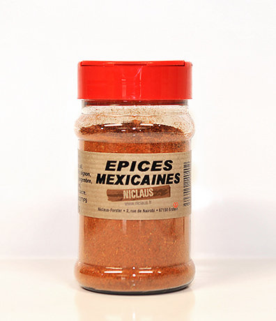 Epices mexicaines 150g