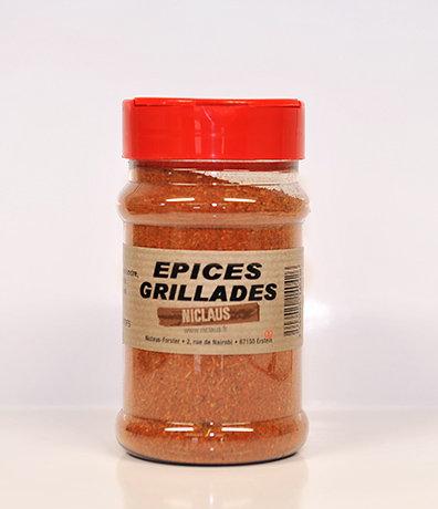 Epices grillades 200g