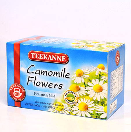 """Infusion """"Camomille flowers"""""""