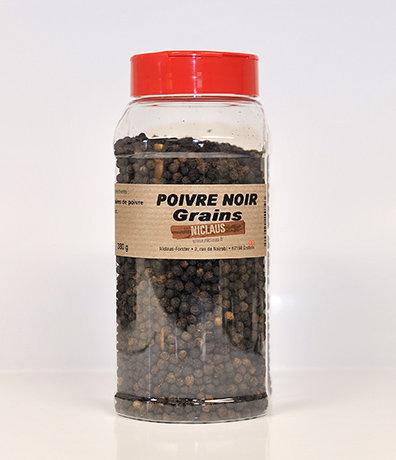 Poivre noir grains 380g