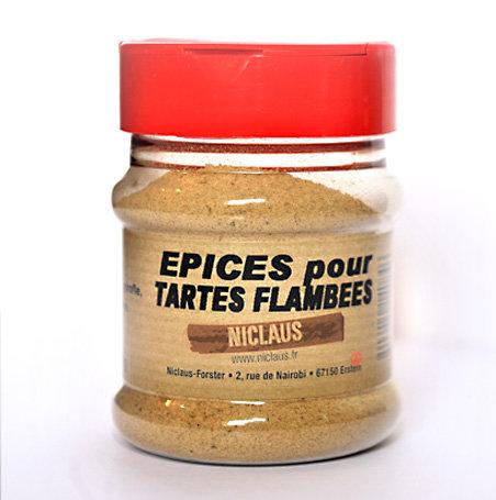 Épices tartes flambées 100g