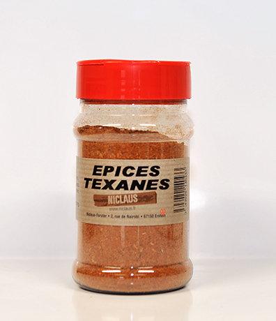 Epices Texanes 150g